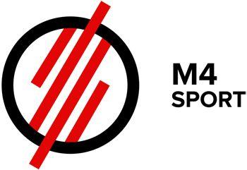 M4 sport logó