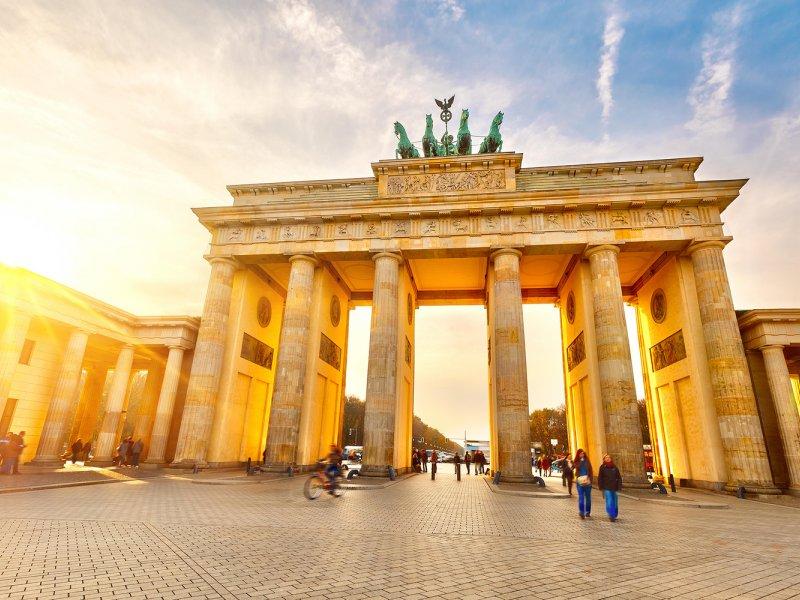 berlini városnézés