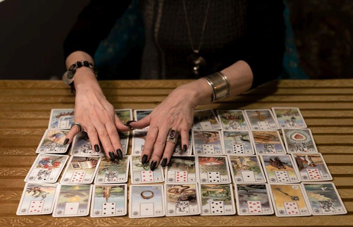 kártyvetés